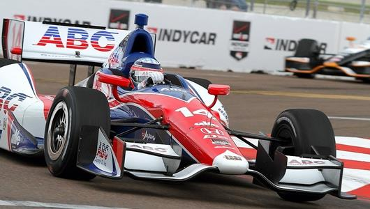 Sato Leads Opening Day of Practice for Firestone Grand Prix of St. Petersburg