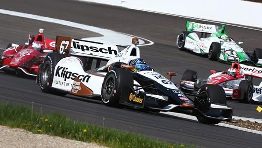 Upgraded IMS Road Course Gets Praise From Drivers