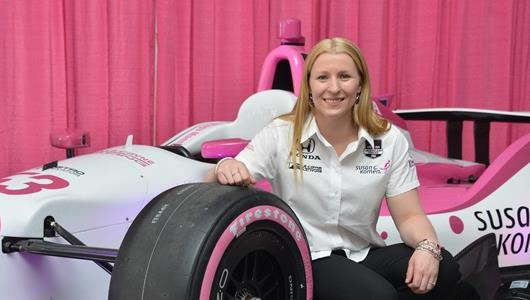 Mann's Pink '500' Platform Will Benefit Susan G. Komen