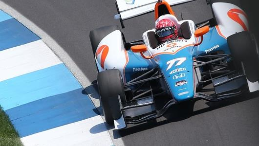 Pagenaud Prevails in Inaugural Race at Indy