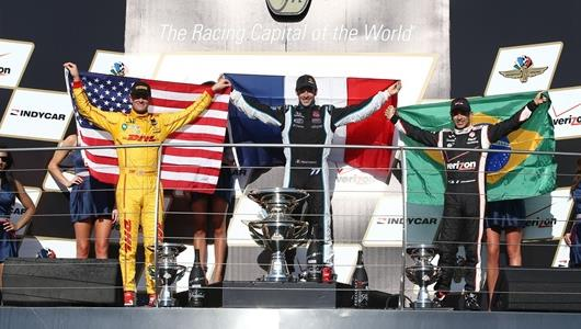 Inaugural Grand Prix of Indianapolis a Success