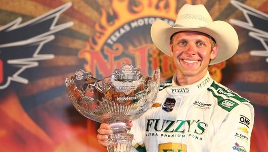 Carpenter Wins Under The Lights in Texas