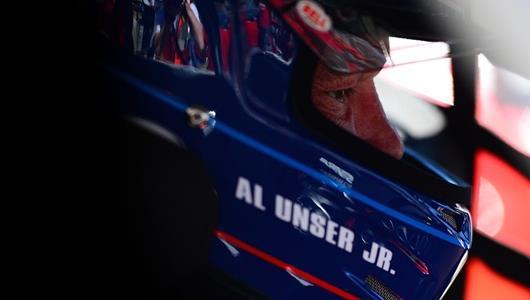 Unser Jr. Wins Charity Indy Legends Pro-Am Race