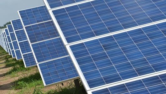 IMS Solar Power Facility Opens