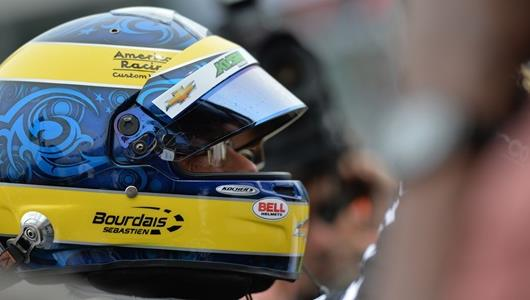 Bourdais Wins First Race of Toronto Doubleheader