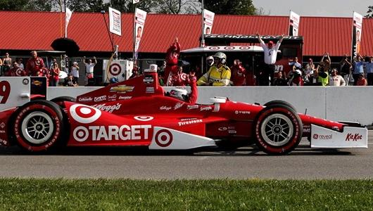 Dixon Adds to His Legacy With Big Mid-Ohio Assist