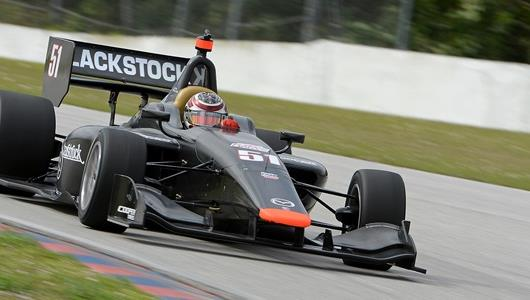 Indy Lights Open Test