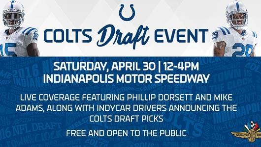 Colts Draft Party