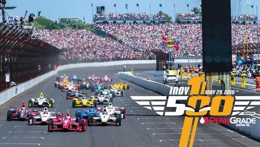 100th Running of the Indy 500 presented by PennGrade Motor Oil