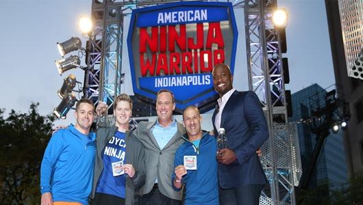 American Ninja Warrior Group Picture