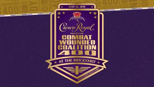 Combat Wounded Coalition 400 at the Brickyard