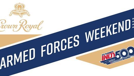 Crown Royal Armed Forces Weekend