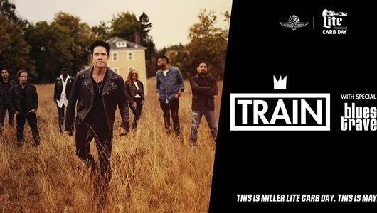 Train with special guests Blues Traveler