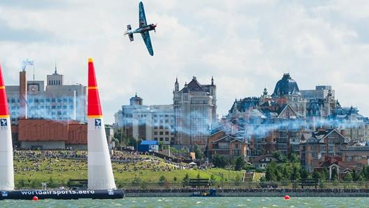 Red Bull Air Race in Russia
