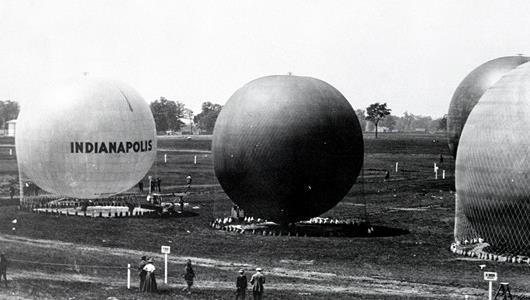 IMS Balloon Race