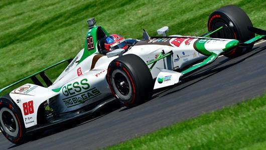 Colton Herta Indy 500