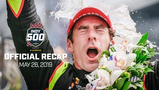 103rd Indy 500 Official Recap