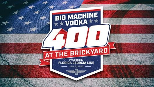 Brickyard 400 2020