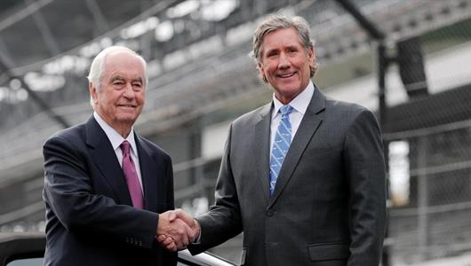 Rodger Penske Purchases Indianapolis Motor Speedway, NTT IndyCar Series and IMSP