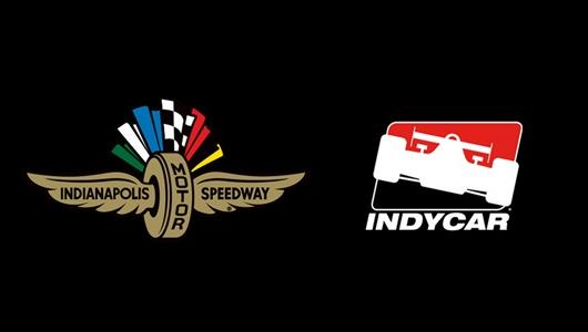 Indianapolis Motor Speedway and INDYCAR Logos
