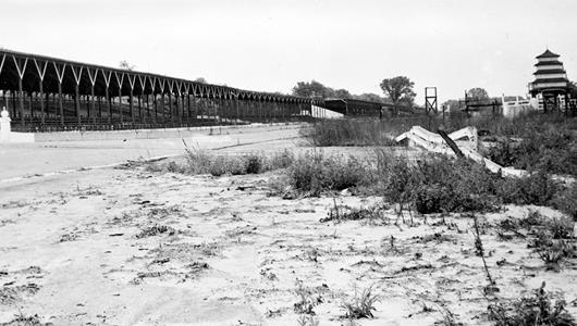 1945 Track Deterioration