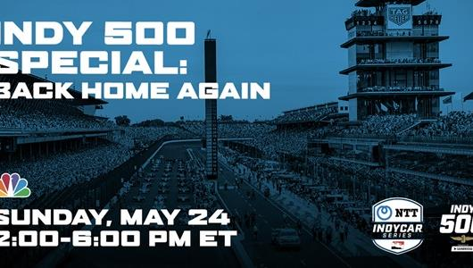 NBC Indy 500 special 2020