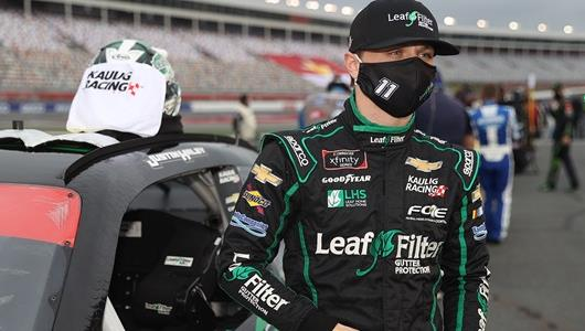 Low-Key Hoosier Haley Grabbing Attention with Strong Xfinity Series Start