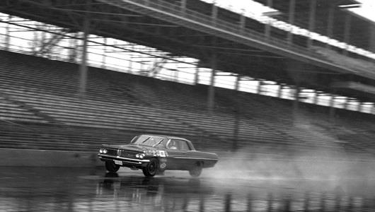 USAC, NASCAR Stars Teamed Up To Go the Distance in 24-Hour Run in 1961