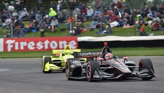 Penske Teammates Power, Pagenaud Would Adore Win No. 4 in GMR Grand Prix