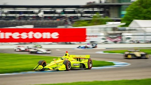 Team Penske Has Figured Smooth Secrets to Success in GMR Grand Prix