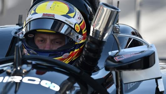 Pigot Pumped To Get Back on Track with Rahal Citrone/Buhl Team at GMR Grand Prix