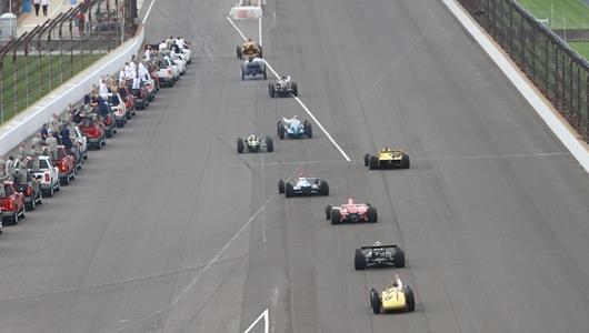Centennial Era Celebration: 2011 Race Morning