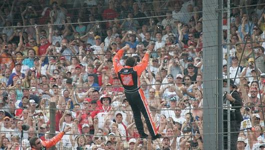 My Brickyard Moment: Tony Stewart, 2005