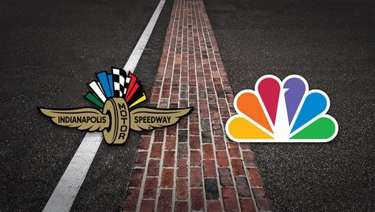 NBC Geared Up for Unique, Historic Weekend of Racing Telecasts