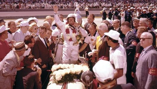 A Star Was Born: Foyt's Dramatic First Indy 500 Victory Started New Era for Sport