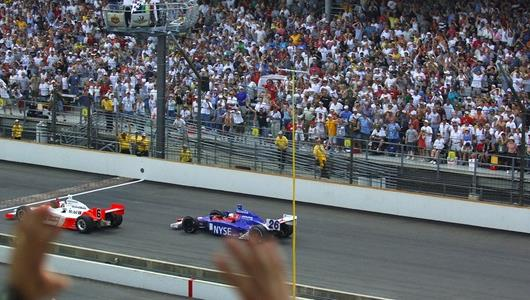2006 Indy 500 Finish Stirs Emotions, Memories Like Few Other Races