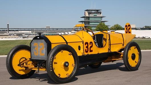 Famous Marmon 'Wasp' Designed for Speed from the Start