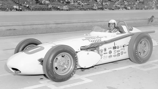 Four-Time Indianapolis 500 Starter, Dirt Track Ace Hulse Dies at 92