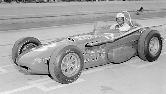 Popular USAC, NASCAR Competitor Liguori Dies at 93