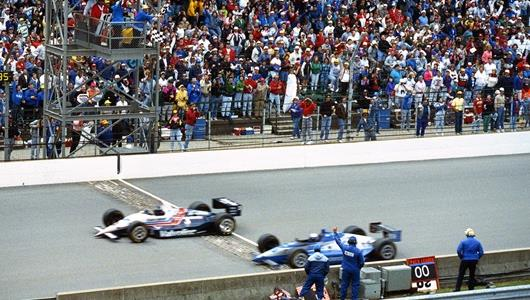 Unser, Goodyear Produced Epic Duel for the Ages in 1992 Finish