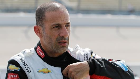 Kanaan: This Year Isn't Goodbye at Indianapolis