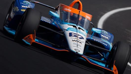Hildebrand Benefits from Extra Time away from IMS