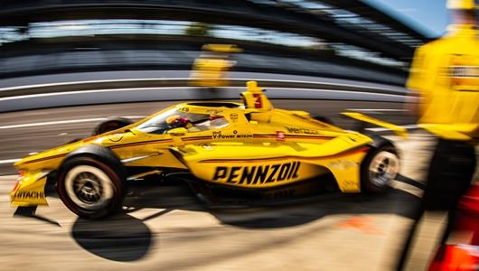 Penske Quartet Confident about Race Pace while Going for Rare Three-Peat