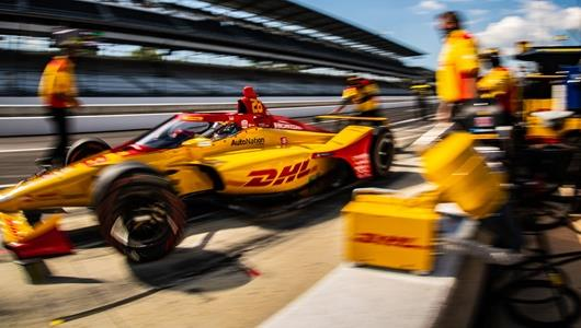 104th INDIANAPOLIS 500 presented by GAINBRIDGE QUALIFYING DRAW