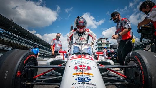 Andretti Continues Fast Month by Earning Top Seed for Fast Nine Shootout Sunday