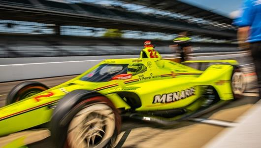 Pagenaud Continues To Dream of Rare, Sweet Repeat despite Starting 25th at Indy
