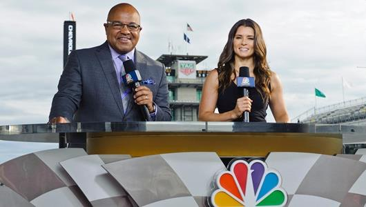 NBC Team Eager To Bring Pageantry, Excitement of Unique '500' to Viewers
