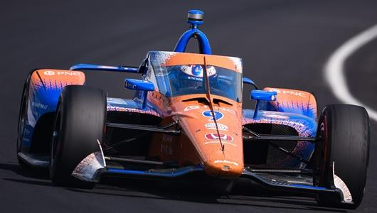 Padded Points Lead Doesn't Ease Near-Miss '500' Pain for Dixon