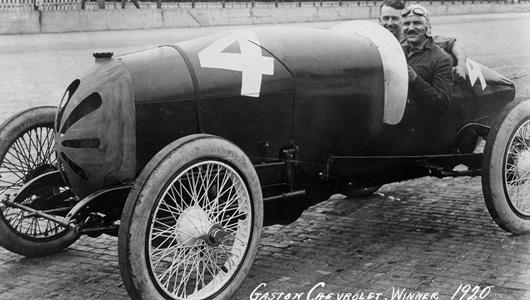 Two Iconic Names Teamed Up To Win Indy 500 in 1920