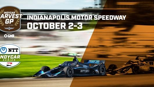 IMS To Welcome Fans Back during INDYCAR Harvest GP Weekend presented by GMR